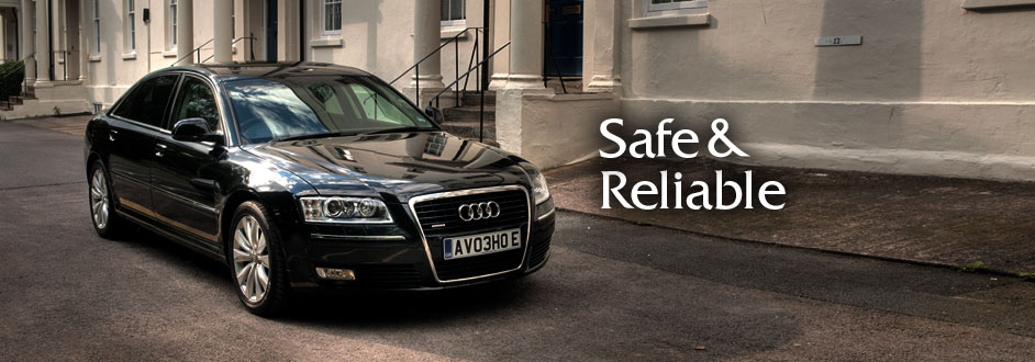 Safe & Reliable Chauffeur Service